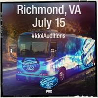 American Idol Bus Tour Auditions